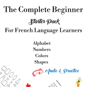 French_learner_starter_pack