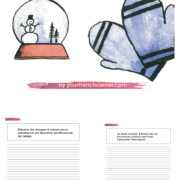 winterwritingprompts