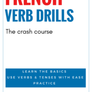 French Verb drills (1)