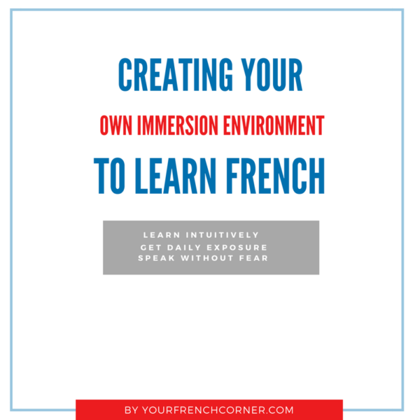 French immersion (1)